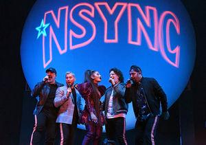 Ariana Grande Reunites *NSYNC (Mostly) at Coachella