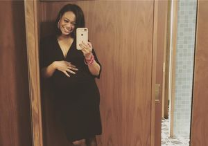 Baby Bump Alert! Tatyana Ali Expecting Baby #2