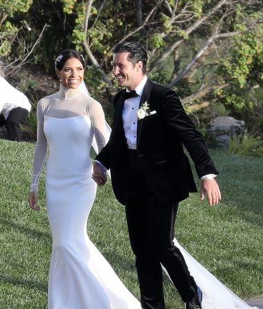 ce597e274657 Wedding Pics!  DWTS  Pros Val Chmerkovskiy   Jenna ...