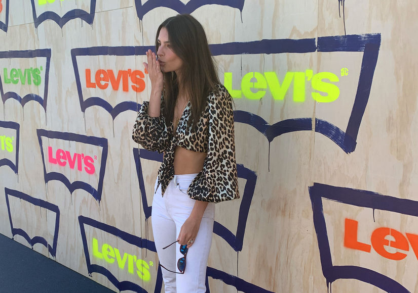 Inside the Levi's Star-Studded Party in the Desert!