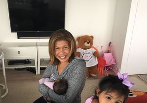 First Pic! Hoda Kotb Adopts Second Child — What's Her Name?
