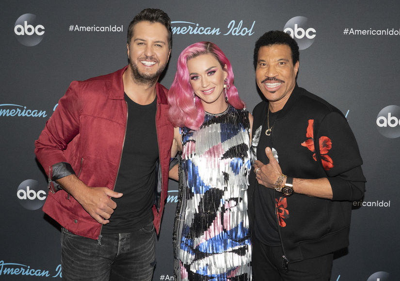 Luke Bryan & Lionel Richie Know What Song They'd Sing at Katy Perry's Wedding