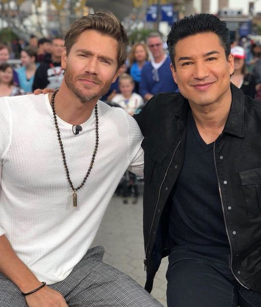 Chad Michael Murray on Playing 'Riverdale' Cult Leader: 'It's Gonna Get…