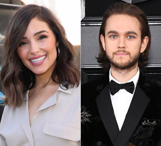 New Couple Alert? Olivia Culpo & Zedd Spark Rumors