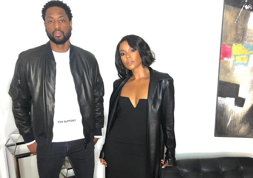 Gabrielle Union on Dwyane Wade's Post-NBA Life, Plus: Why She Works Well with…
