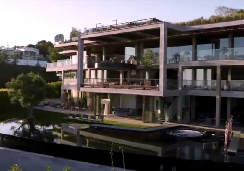 Mansions and Millionaires: Inside an $88-Million Bel Air Mansion