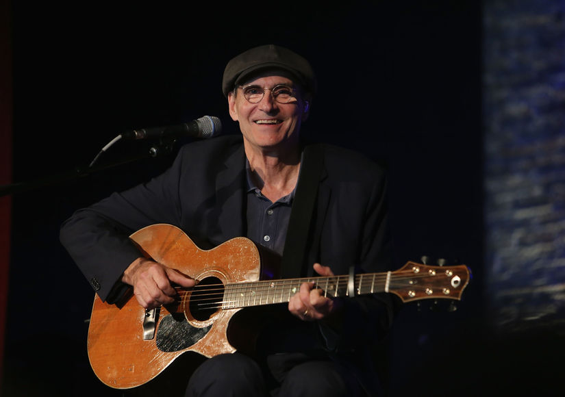 Win It! Two Tickets to James Taylor's Residency in Las Vegas