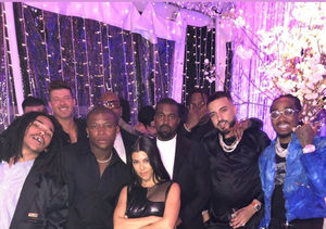 Kardashians Throw the Party to End All Parties for Kourtney's 40th