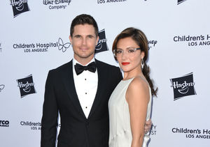 Robbie Amell & Italia Ricci Expecting First Child — See Her…