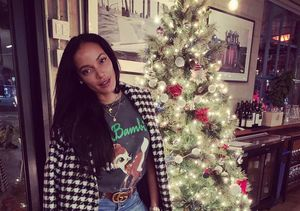 Surprise! Model Selita Ebanks' Engaged — Who's the Lucky Guy?