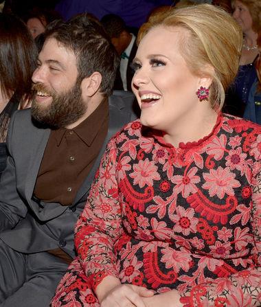 Adele & Husband Simon Konecki Split