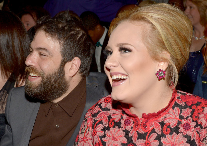 Adele & Husband Simon Konecki Split
