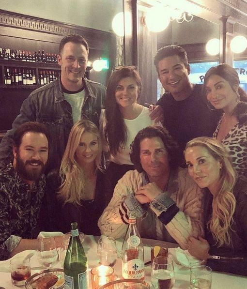 'Saved by the Bell' Cast Reunites for a Bite