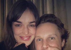 TV Star Elizabeth Henstridge Engaged — See Her Ring!