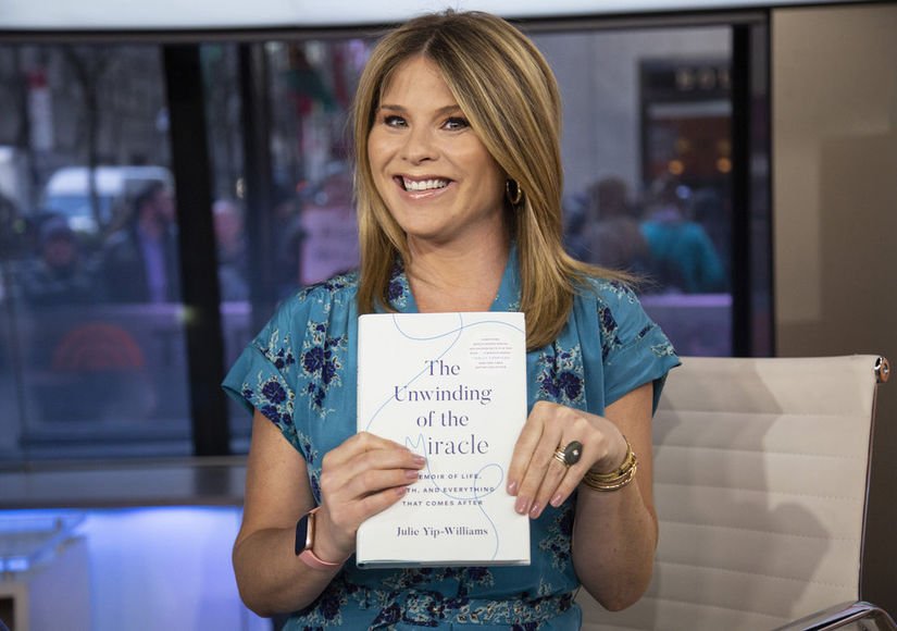 """Today"" co-anchor Jenna Bush Hager has a bun in the oven!"