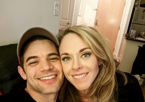 First Baby Pics! Jeremy Jordan & Ashley Spencer Welcomes First…