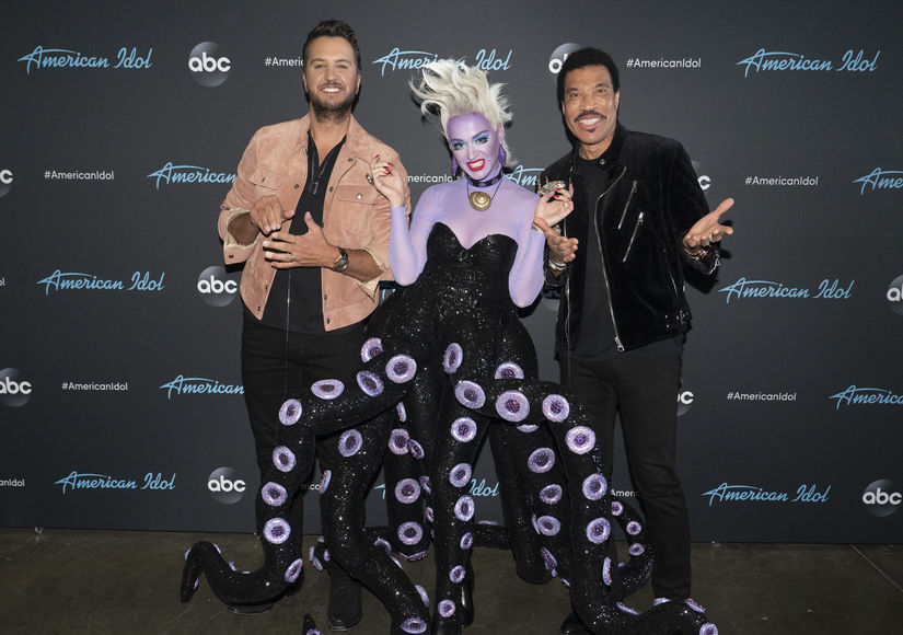 Luke Bryan & Lionel Richie Tease Katy Perry About Her Wedding, Plus: Lionel's Easter Egg Hunt