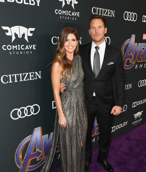Chris Pratt Feels 'Lucky' to Be Married to Katherine Schwarzenegger