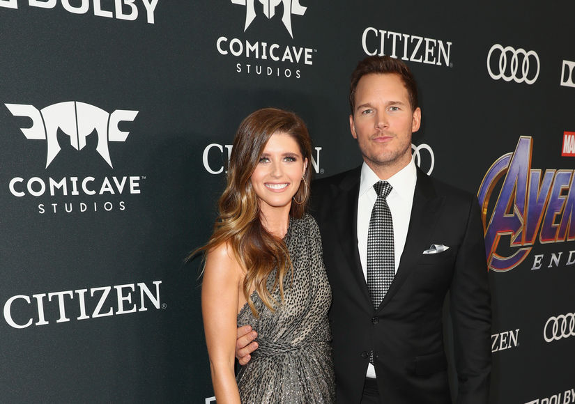 Chris Pratt & Katherine Schwarzenegger Are Married!