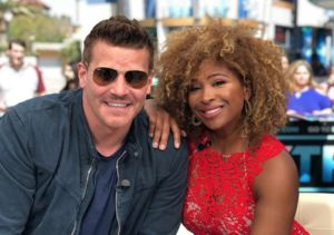 What David Boreanaz Remembers the Most About His 'Buffy the Vampire Slayer'…