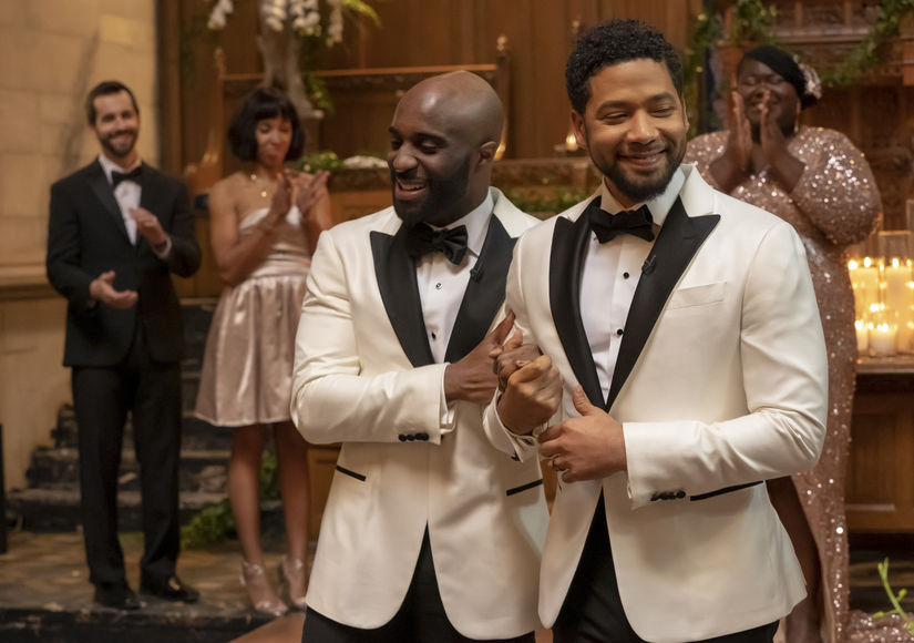Toby Onwumere Opens Up About Jussie Smollett Ahead of Their On-Screen 'Empire' Wedding