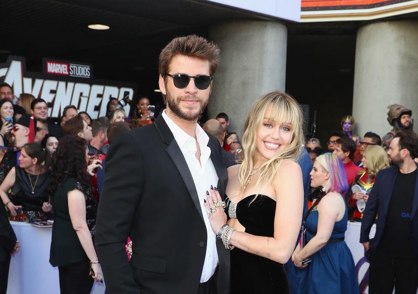 How Liam Hemsworth Reportedly Feels About Miley Cyrus Moving On, Plus: The…