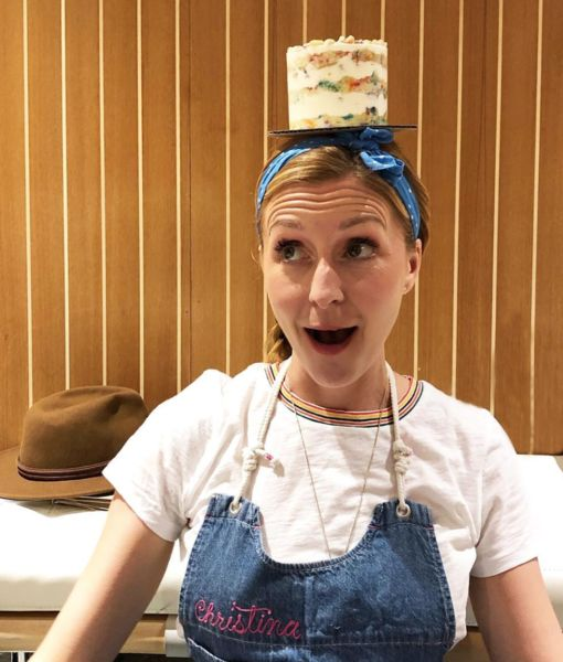 Milk Bar Founder Christina Tosi Reveals Her Newest Confection!
