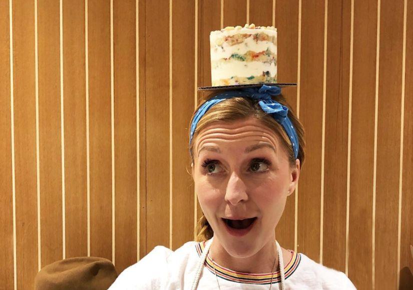 Milk Bar Founder Christina Tosi Reveals Her Newest Confection!