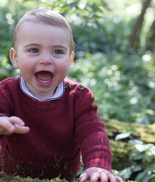 Happy 1st Birthday to Prince Louis! See the Cutest Pics Ever