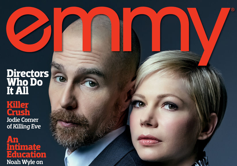 Sam Rockwell & Michelle Williams Spill on How They Got Into Character for…