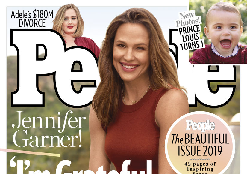 Why Jennifer Garner Was Nervous About Her Cover of People's 2019 Beautiful…