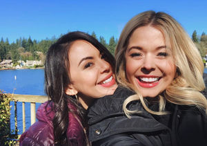 Sasha Pieterse & Janel Parrish Play 'Truth or Pretty Little Lie?'