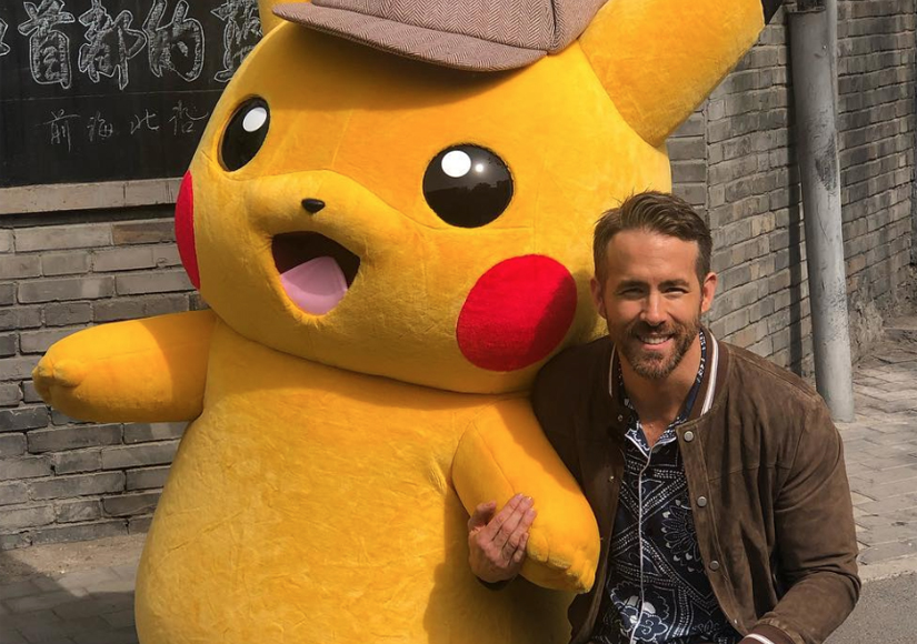 Ryan Reynolds Reveals Daughter James' Reaction After Hearing Detective…