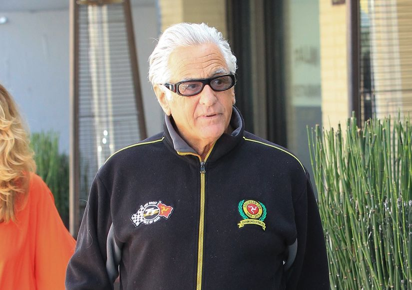 Reality Star Barry Weiss Hospitalized After Scary Motorcycle Accident
