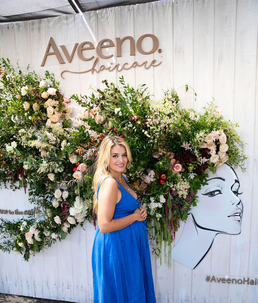 Win an Aveeno® Haircare Gift Bag, Plus; Daphne Oz Unveils Their…