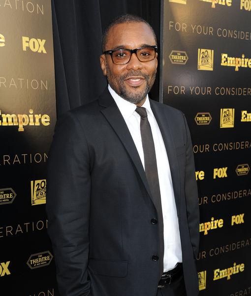 See a Special Guest Surprise Lee Daniels During Our Interview