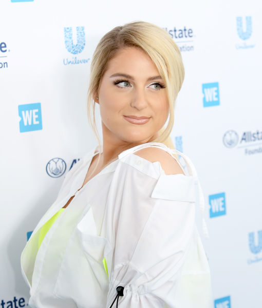 Meghan Trainor's Sweet Words About Britney Spears