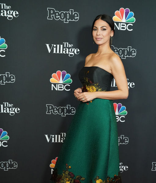 Moran Atias Says 'The Village' Is About Keeping Our Hearts Open