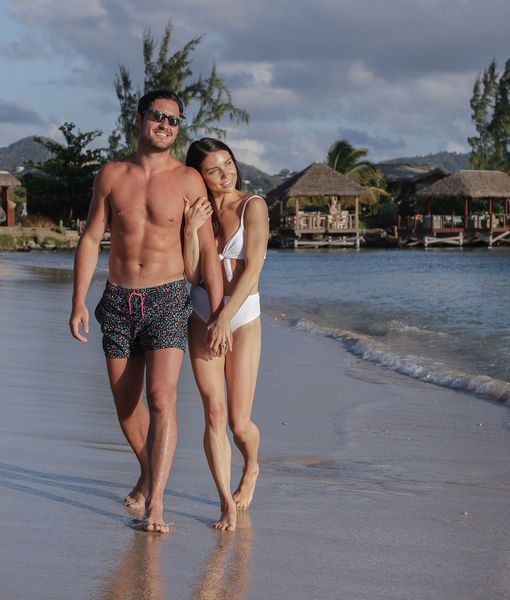 Pics! A Glimpse of Val Chmerkovskiy & Jenna Johnson's Romantic Honeymoon…