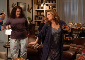 Why Ana Gasteyer Went Up a Pant Size Filming 'Wine Country'