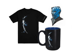 Win It! A 'Game of Thrones' Night King Limited Edition Pin, Plus: T-Shirt…