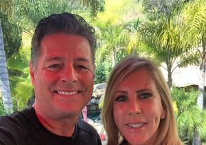 Vicki Gunvalson Engaged to Steve Lodge — See Her Ring!