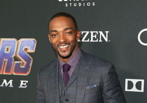 Anthony Mackie Explains Why He's Not on Instagram, Plus: His Celeb…