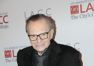Larry King Hospitalized After Suffering Another Heart Attack