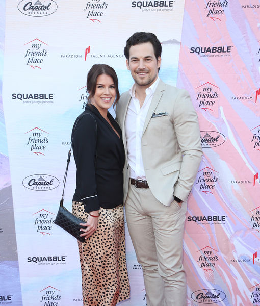 Romantic Rome Wedding! 'Grey's' Star Giacomo Gianniotti Gets Married
