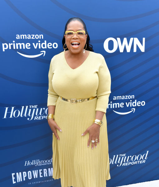 Oprah Winfrey Explains Statue of Liberty's Significance to America