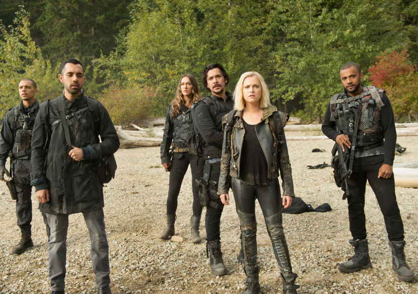 Jason Rothenberg on Wild New Season of 'The 100,' Plus: What's in Store for Bellamy & Clarke