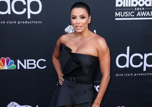 LOL! Eva Longoria's Epic Reaction to Her Amazing Post-Baby Body