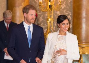 Prince Harry & Meghan Markle Welcome Royal Baby!