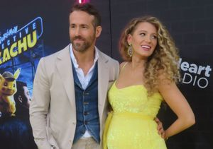 Surprise! Blake Lively Debuts Baby Bump at 'Pikachu' Premiere